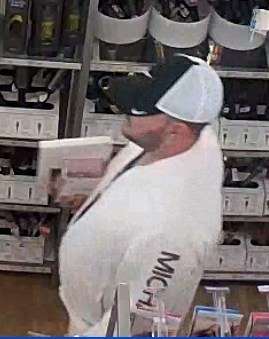 Alternate view of suspect #2.
