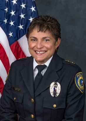 Chief Jessica Robledo